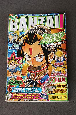 Banzai! 08/2003 - Manga-Magazin
