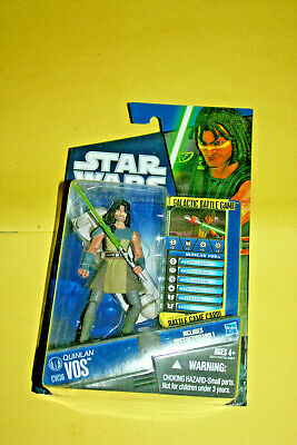Star Wars Clone CW36 Quinlan Vos MOC Low Shipping