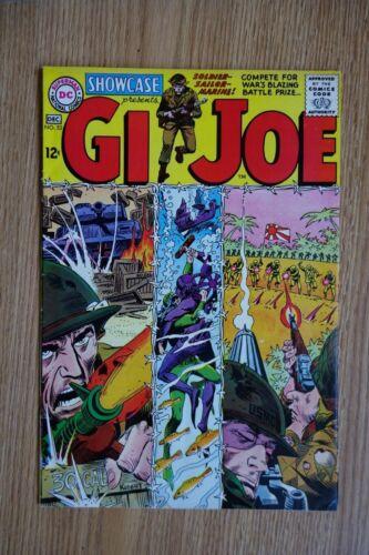 DC Showcase #53 (Dec,1964) GI Joe Silver Age Comic Book