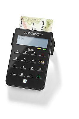 Reiner SCT cyberJack RFID standard Lesegerät für den neuen Personalausweis USB