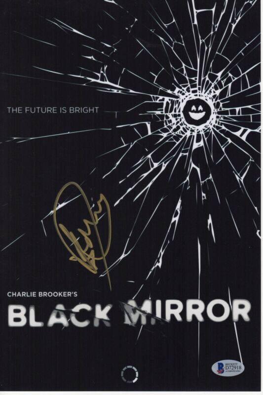 DANIEL KALUUYA SIGNED BLACK MIRROR PHOTO 8X12 AUTOGRAPH GET OUT BAS COA