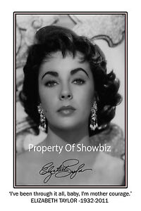 ELIZABETH-TAYLOR-HUGE-SIGNED-AUTOGRAPH-POSTER-PHOTO-PRINT-ABSOLUTELY-STUNNING