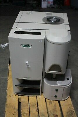 Leco Carbonlow Sulfur Determinator Csls600 618-100-600