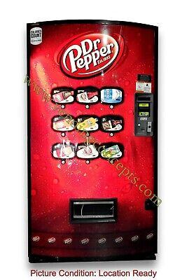 Vendo V721 Drink Vending Machine