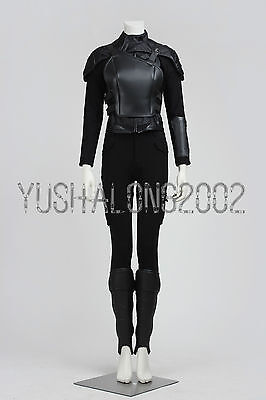 Katniss Everdeen Kostüm Mockingjay (The Hunger Games Mockingjay Katniss Everdeen Cosplay Kostüm costume Damen Part 1)