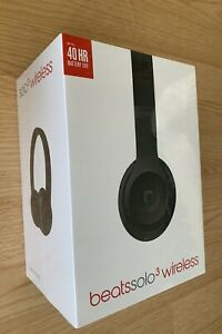 Beats Solo 3 Wireless NIB