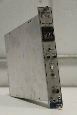 Canberra 1770 Timer Scaler Digital Readout Nim Bin Module Ortec Tennelec