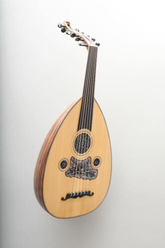 OUD INSTRUMENT TURKISH VERY SPECIAL BY SANDI - DIRECT SALE FROM LUTHIER