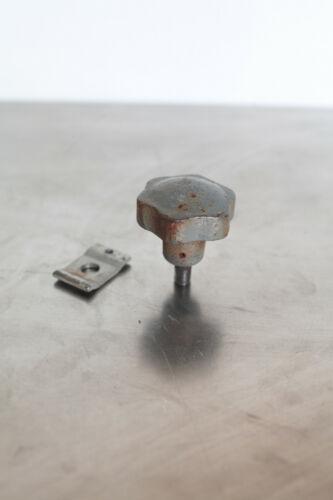 """Delta Rockwell 37-315 8"""" Jointer Infeed/Outfeed Lock Knob/Washer JA-115S/JA-120"""