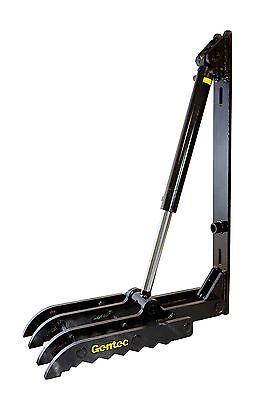 Hydraulic Excavator Thumb 24 X 58 For 39000 - 50000 Lbs Excavators Ar400 New