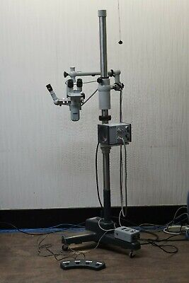 Zeiss Opmi 6 Surgical Microscope - Ophthalmic