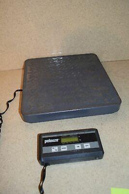 Pelouze Dymo Heavy Duty Scale Model 4040 - 400 Lb Max 3