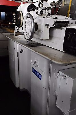 Hardinge Chucker Hc Lathe Machine Threading Attachment Chip Guard