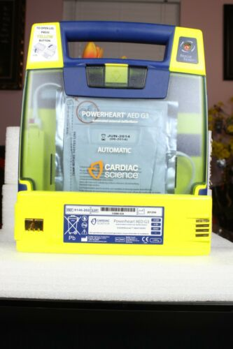 Cardiac Science™ Power heart™ AED G3 Battery 9146-202 (free machine)
