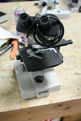Nikon Sc Microscope W Binocular 1 Objective