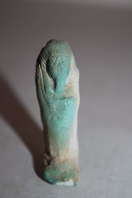 GOOD ANCIENT EGYPTIAN USHABTI LATE DYNASTIC 30th DYN 380 BC