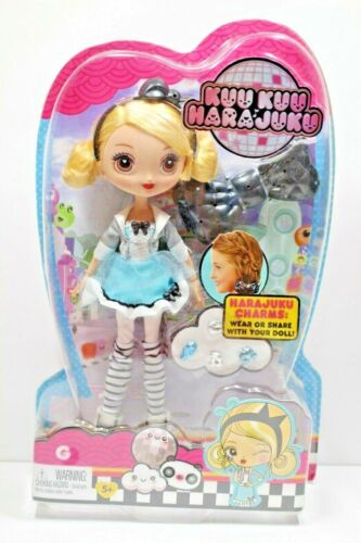 (New)  Kuu Kuu Harajuku Doll Alice In Wonderland Style Collectible Great Gift