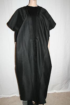 Sheik Imaam Dress Thawb OuterWear Gown Bisht  Arabian Men Cloak Thobe Jubba - Arabian Dress Men