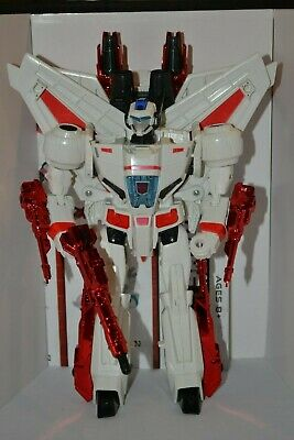 Transformers Generations 30th Anniversary Leader Class Autobot Jetfire -Complete