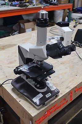 Nikon Labophot 2 Microscope 10x20 Eye Pieces With Objctives
