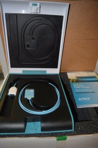 Schick Elite Dental X-ray Sensor Sz 2 Good Condition 10/2012 Original Case (931)