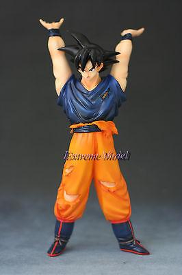 1/8 Dragonball Z: Sun Goku Summon Genki Dama (Spirit Bomb )Unpainted Resin Kit