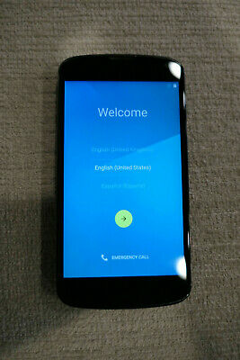 Nexus 4 E960 - 16GB - Black (Unlocked) Smartphone
