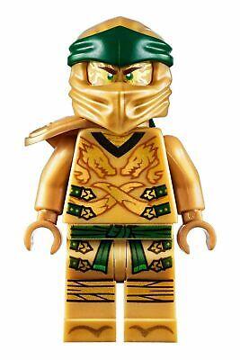 Lloyd Golden Ninja Minifigure New