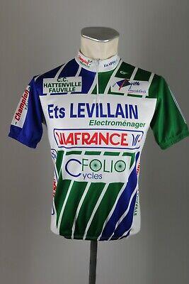Lance Vélo Livestrong Jersey complet avec fermeture éclair Jaune Avec Noir Taille XL