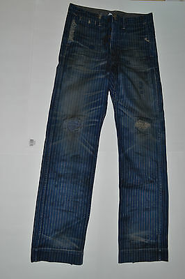 Rrl Ralph Lauren Stifel Wabash Stripe Pants Vintage Collectable Rare