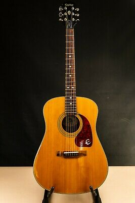 Epiphone PR 350S Acoustic Guitar 1996