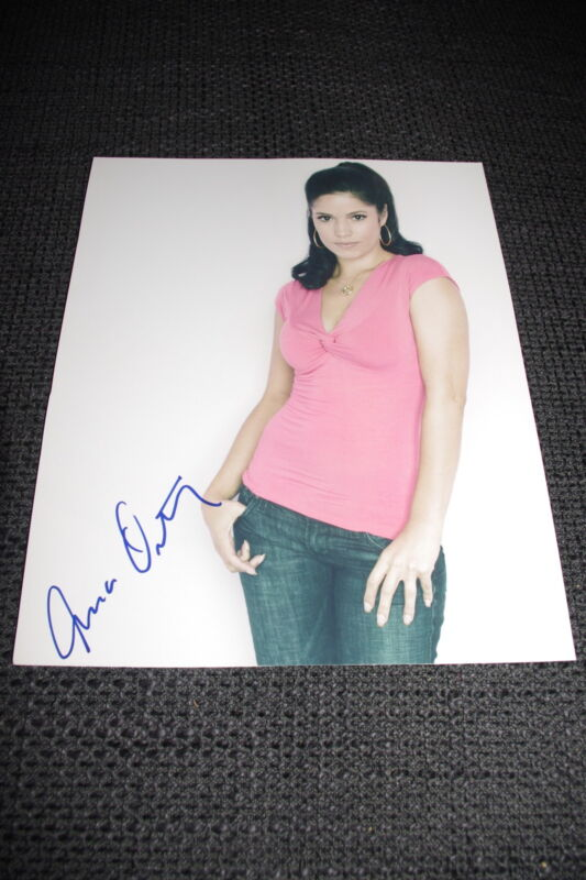 "ANA ORTIZ signed Autogramm auf 20x25 cm Foto ""DEVIOUS MAIDS"" InPerson LOOK"