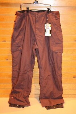 Quicksilver Ski Snowboard Pants Utility Collection 8000 MM Extra Large XL