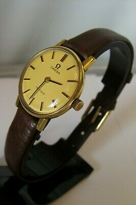 OMEGA DE VILLE LADIES VINTAGE WIND UP WATCH
