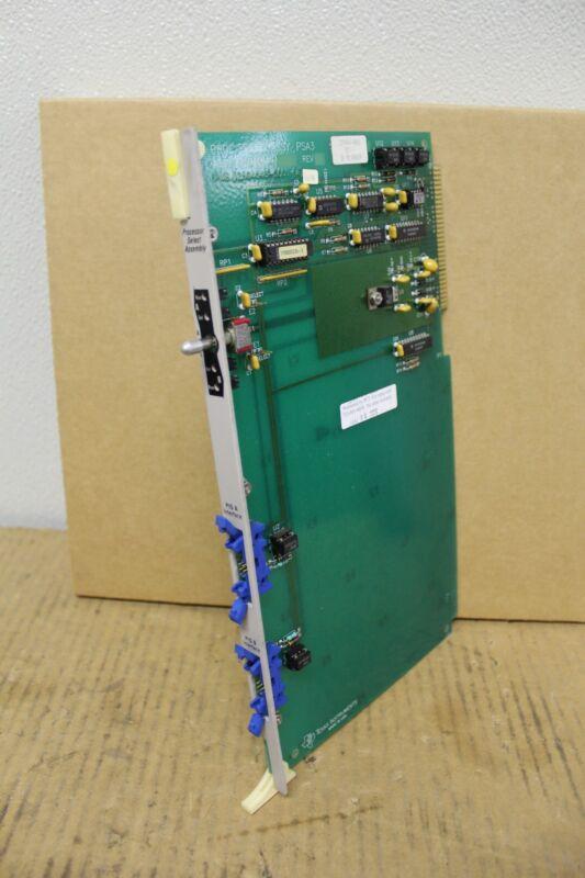 TEXAS INSTRUMENTS PROCESSOR SELECT PLC MODULE BOARD CARD PSA3 2594044-0001