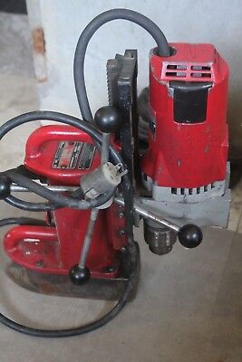 Milwaukee Magnetic Drill Press 4202 Base With Motor