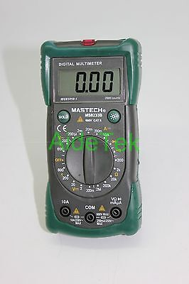 Ms8221d 1999 Digital Multimeter Tester Diode Auto Off