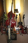 oddball guitars and parts