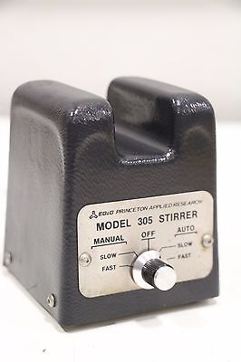 Egg Princeton Applied Research Model 305 Stirrer Free Priority Shipping