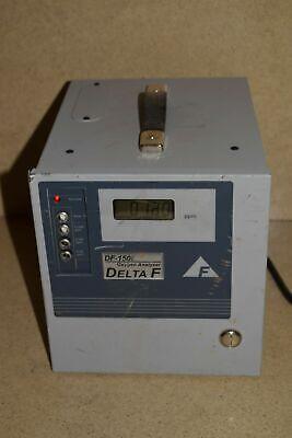 Delta F Df-150e Oxygen Analyzer Mh