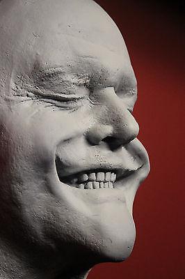 Jack Nicholson 1:1 Life Mask Joker - - Batman Props