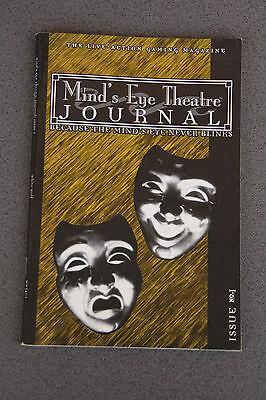 Mind's Eye Theatre Journal Issue 1 (Vampire Larp/RPG)