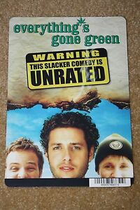 COLLECTIBLE-EVERYTHINGS-GONE-GREEN-MINI-POSTER