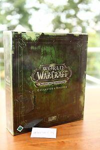 World Of WarCraft The Burning Crusade - Collectors Edition, sealed, neu