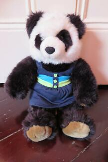 Build a Bear - Panda Includes Dress Preloved excellent condition South Yarra Stonnington Area Preview