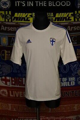 5/5 Finland adults L 2013 home MINT football shirt jersey trikot soccer . image