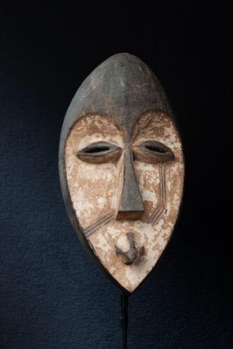 Mahongwe Mask, Gabon, Equatorial African Tribal Art
