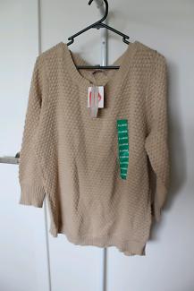 Brand New Womens Sweater