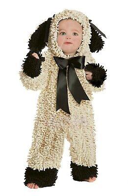 Princess Paradise Wollig Lamm Tiere Kleinkind Halloween Kostüm - Lamm Kleinkind Kostüme