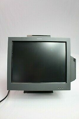 Toshiba 4852-e70 15 2.50ghz 4gb Ram 64gb Hdd Pos Touch Screen Computer